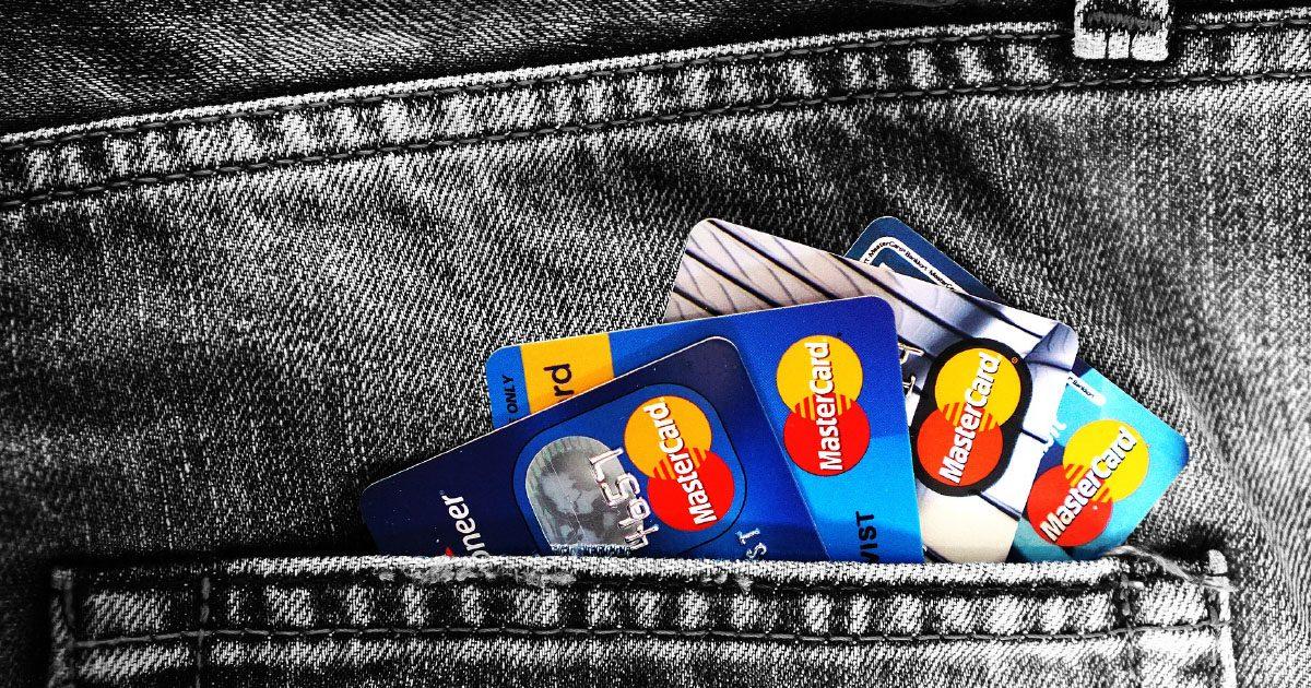 アルバイトでもクレジットカードを2枚持てちゃったお話