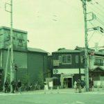 Fujicolor100で撮った写真、こんなに青み強かったっけ